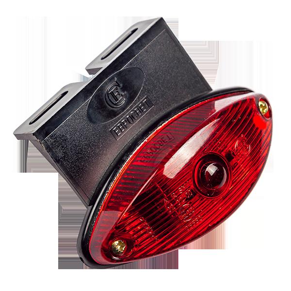 ГФ-2 К LED красный (с кронштейном)