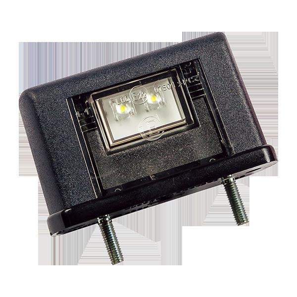 ЕС-10 LED черный