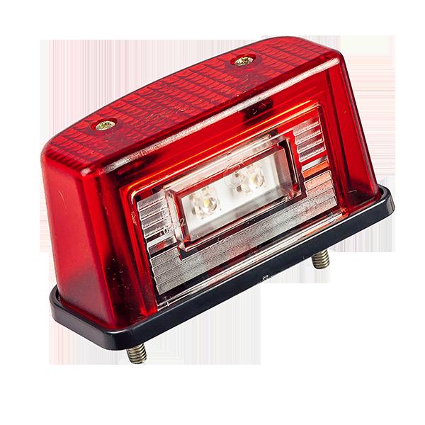 ЕС-12 LED красный