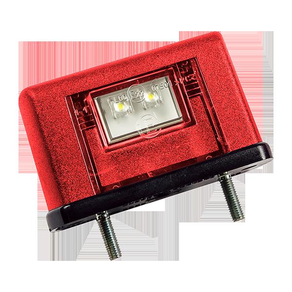 ЕС-10 LED красный
