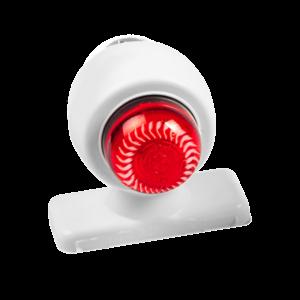 ГФ 3.21 LED2 белый корпус (рассеиватель хрусталик)