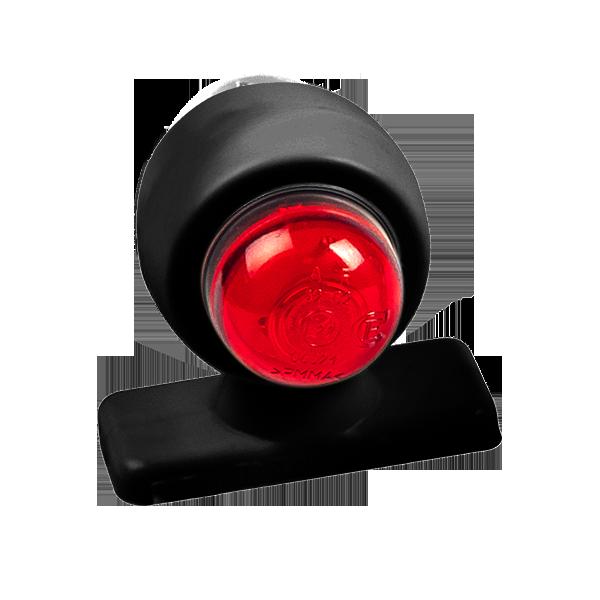 ГФ 3.21 LED2 черный корпус (простой рассеиватель)