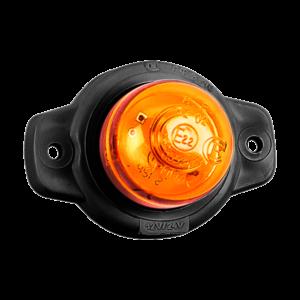 ГФ 3.18 LED2 «Шайба» оранжевый (рассеиватель простой)