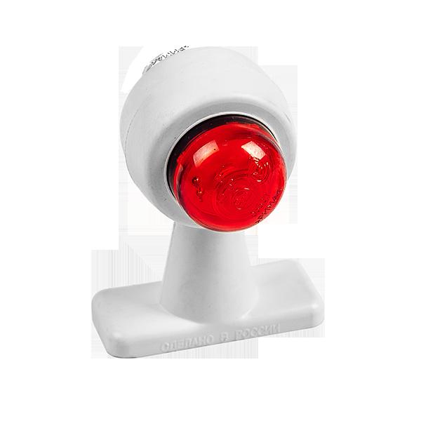 ГФ 3.22 LED2 белый корпус (простой рассеиватель)