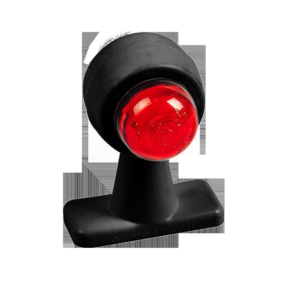 ГФ 3.22 LED2 черный корпус (простой рассеиватель)
