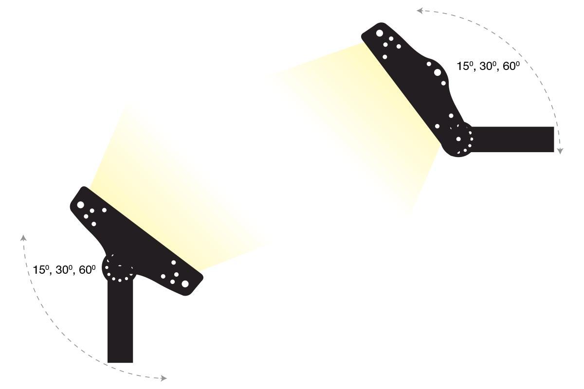 Светодиодный прожектор Альтаир