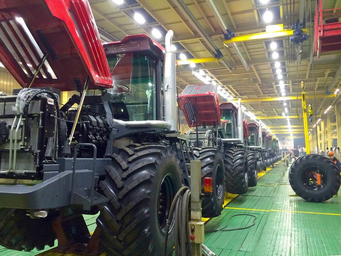 Петербургский Тракторный завод